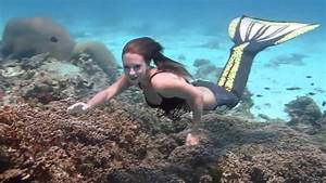 Learn How To Be A Mermaid In Thailand