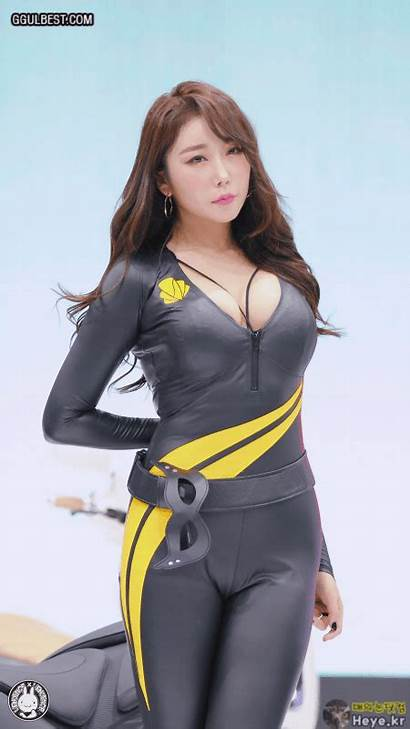 Ggulbest Kim Daon Tights Cleavage Factory