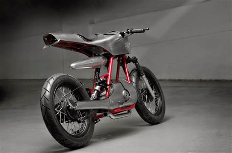 Honda Cub by Honda Cub Roadrunner Grease N Gas