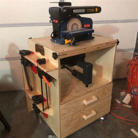 flip top tool cart ryobi nation projects
