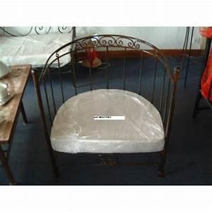 Fauteuil Fer Forgé : fauteuil fer forg casablanca fauteuil fer forg axe industries ~ Teatrodelosmanantiales.com Idées de Décoration