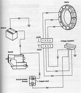 Generator Voltage Regulator Wiring Diagram Harley