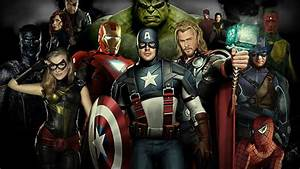 The, Avengers, 2012, Movie, Hd, Wallpaper