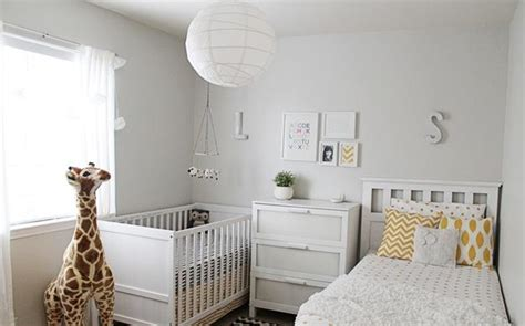 chambre de bébé mixte décoration chambre de bebe mixte