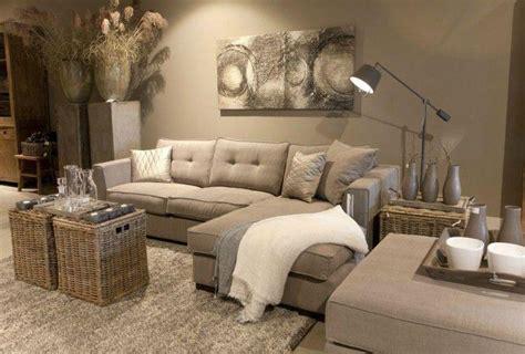 idee deco salon canapé gris superbe idee deco salon canape gris 6 le canap233 beige