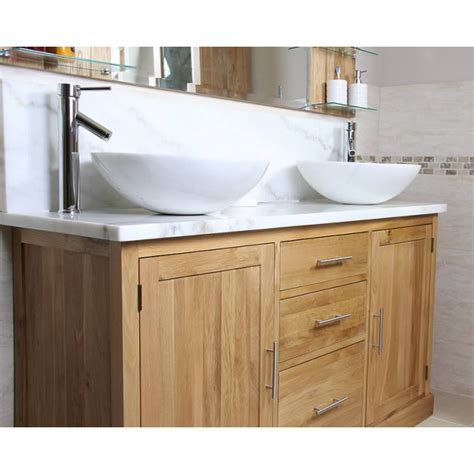 stylish dressing tables finesse oak and white marble bathroom vanity unit best