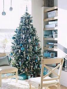 Holiday Trend Decorate in Blue and Brown Teal blue and