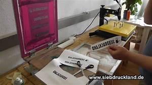 Transferdruck Selber Machen : siebdruck transfer transferdruck und textildruck ~ A.2002-acura-tl-radio.info Haus und Dekorationen