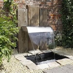 Lame D Eau Bassin : lame d 39 eau nevada 60 ubbink abris de jardin ~ Premium-room.com Idées de Décoration