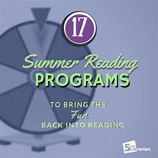 5 Minute Librarian 17 Ways To Accomplish Summer Reading