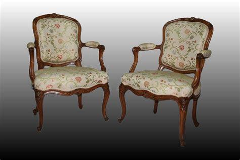 paire de fauteuils cabriolet d 233 poque louis xv estill 233 s