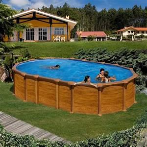 Enrouleur Piscine Hors Sol : piscine hors sol amazonia gre 610x375 h132 cm ~ Dailycaller-alerts.com Idées de Décoration