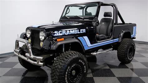 Cha Jeep Scrambler Youtube