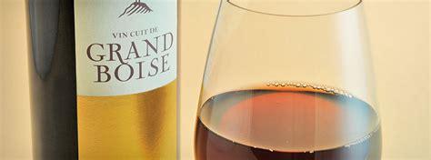 chambrer un vin le vin cuit