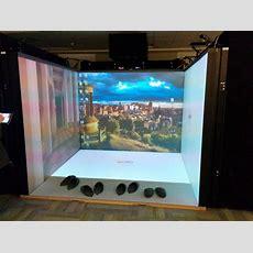 Reverend Kyle Visits Miami University's Virtual Reality Lab (video