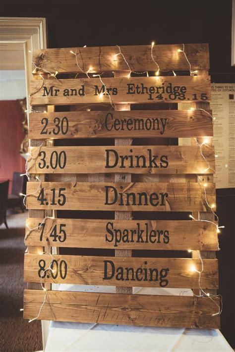 Top 15 Rustic Country Wooden Pallet Wedding Ideas Deer