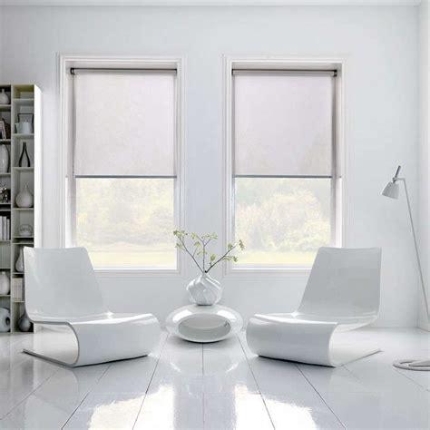 remodeling  simple roller blinds remodelista