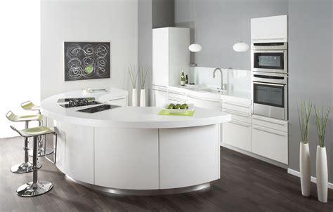 White Kitchen Cabinets Black Granite On Kitchen Design