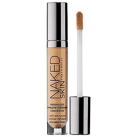 naked skin weightless complete coverage concealer urban