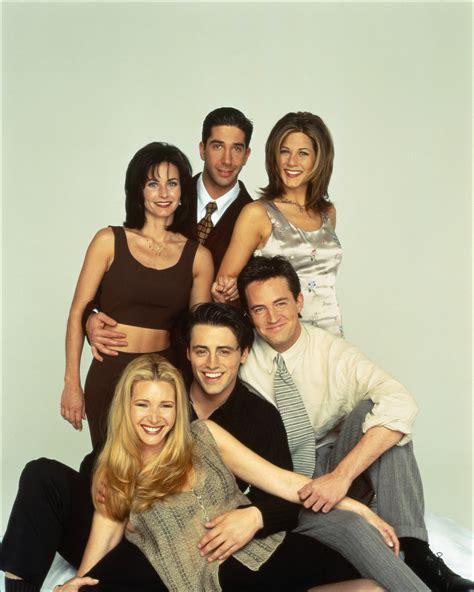Friends (1994) poster - TVPoster.net