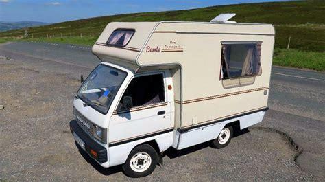Daihatsu Hijet 1.3 Campervan