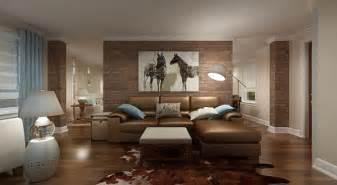 wandgestaltung wohnzimmer beispiele diy brick wall exposure