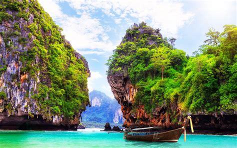 Thailand Beach Wallpaper - WallpaperSafari