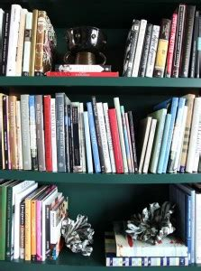 Habitually Chic Lovely Library