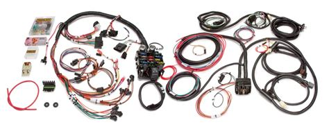 Wiring Harnes For 1969 Jeep Cj5 by 21 Circuit Direct Fit Jeep Cj Harness Painless Performance