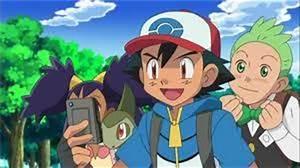 Ash,Cilan,or Iris? - Pokemon Black & White - fanpop