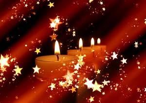 Weihnachtskarten Mit Foto Kostenlos Ausdrucken : kerzen sterne weihnachten kostenloses bild auf pixabay ~ Haus.voiturepedia.club Haus und Dekorationen