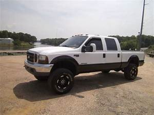 Purchase Used 2000 Ford F350 Crew Cab 4x4 Lariat 7 3