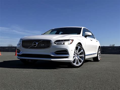Outstanding Luxury 2019 Volvo S90 T8 Awd Inscription Test