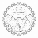 Forest Falling Snow Coloring Therapy Nature Guide Coaching Element Friendly Organic Eco Concept Snowman Mandala Under Tunnel Romantic Seat Deep sketch template