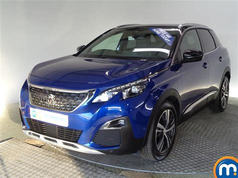 Used Peugeot For Sale by Used Peugeot 3008 Cars For Sale Second Nearly New