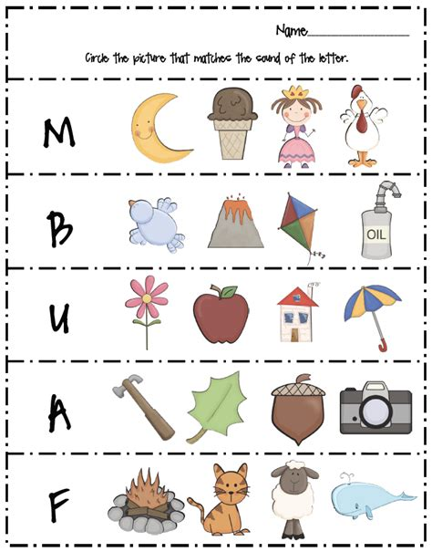 language arts for preschoolers free language arts lesson alphabet pack worksheets 711