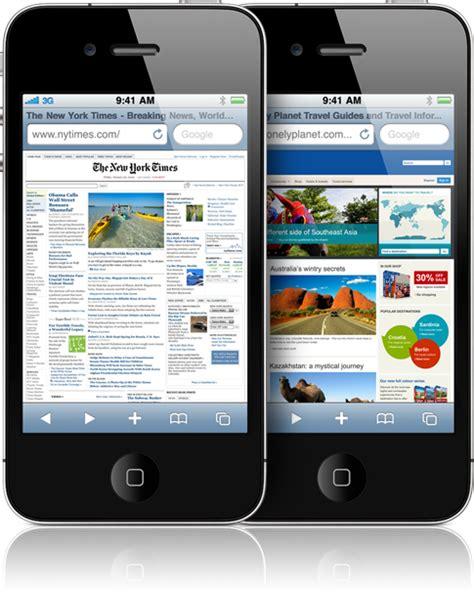 iphone browser iphone 4g safari browser arhun