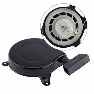 Recoil Starter Pull Start Assembly For Briggs  U0026 Stratton
