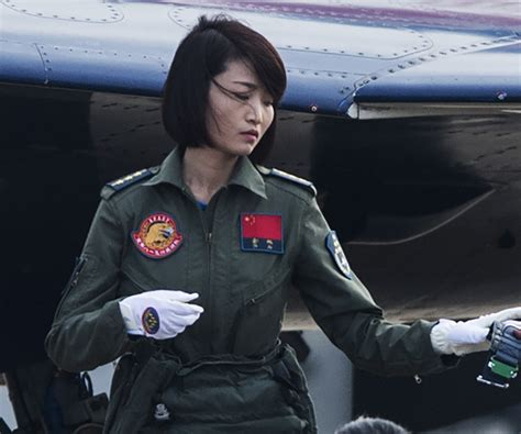 Chinese Pilot Yu Xu, Top Gun Woman, Killed In Aerobatics