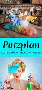 Putzen Mit System : die besten 25 putzplan wg ideen auf pinterest tagesplan haushalt und der plan ~ Orissabook.com Haus und Dekorationen