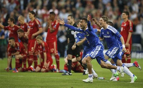 V., commonly known as fc bayern münchen, fcb, bayern munich, or fc bayern, is a german professional sports cl. Chelsea Vs. Bayern Munich Highlights: Champions League ...