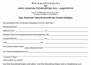 Reisevollmacht Einverständniserklärung Eltern : jugendreisen rechtstipps zum urlaub ohne eltern ~ Themetempest.com Abrechnung