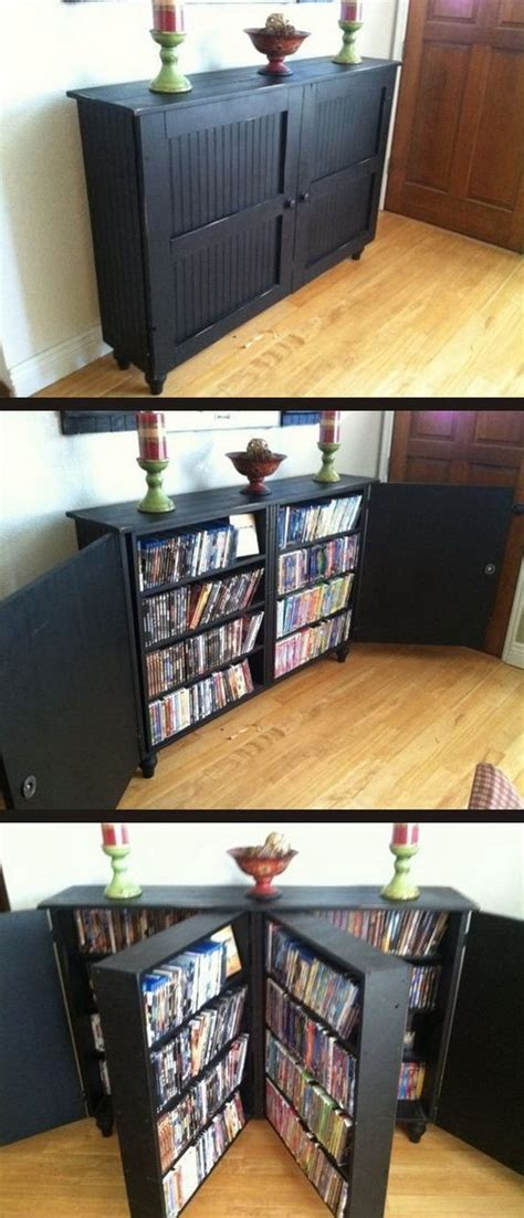 dvd organization ideas 25 creative storage ideas for small spaces page 3492