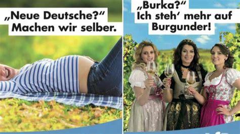 neue deutsche lieder 2017 skurriler plakatstreit in der afd quot neue deutsche quot machen