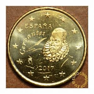 eurocoin eurocoins 50 cent Spain 2017 (UNC)