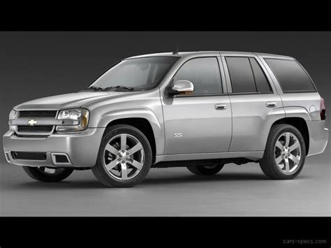 2007 Chevrolet Trailblazer Ss Specifications, Pictures, Prices