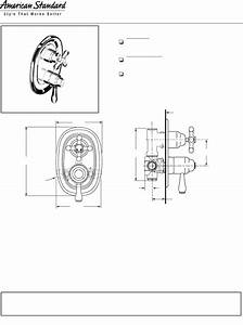 American Standard Thermostat T050 541 User Guide