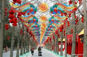 Preparation for Upcoming Chinese Spring Festival