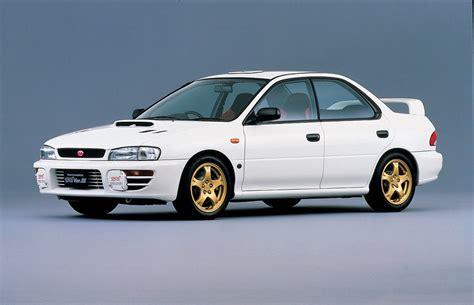 1996 Subaru Impreza   Information and photos   MOMENTcar