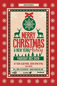 Party flyer Flyers and Christmas parties on Pinterest